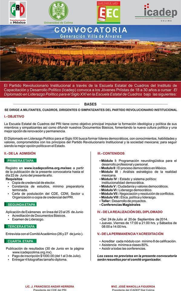 convocatoria  EEC Villa de Alvarez02