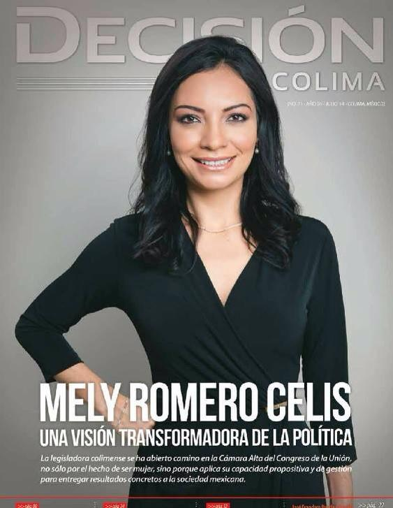 Mely Romero en Decisión