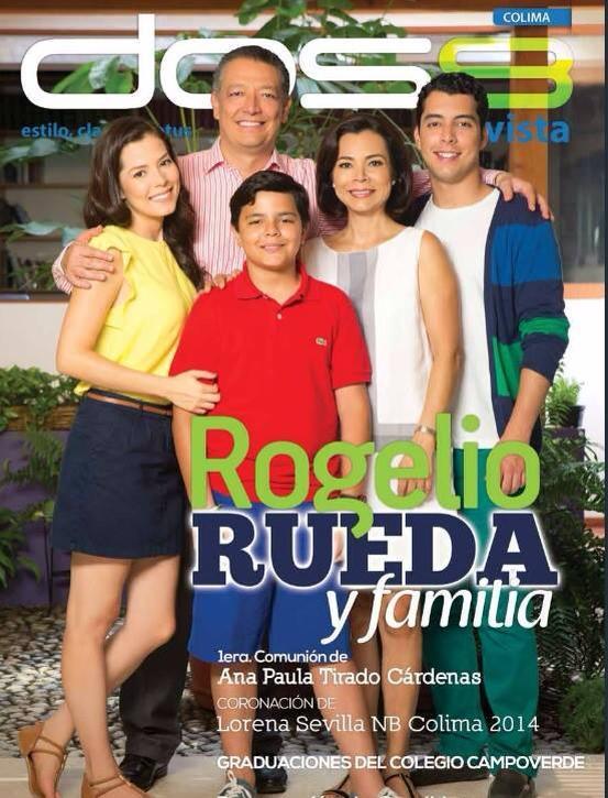 Rogelio Rueda en Dos8