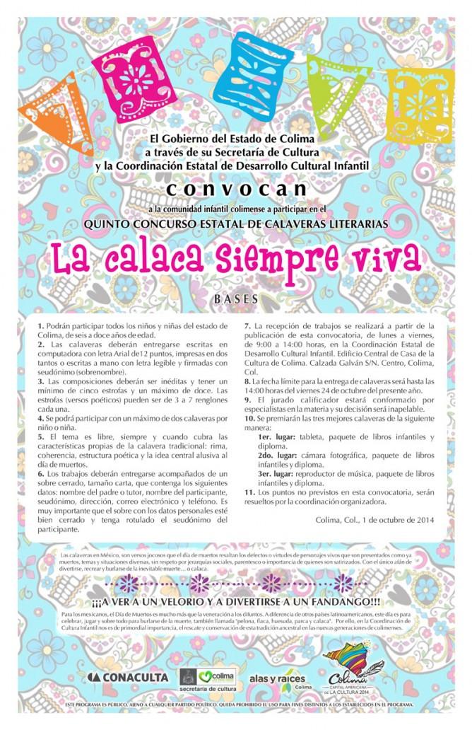 convocatoria-CALACA-SIEMPRE-VIVA-2014