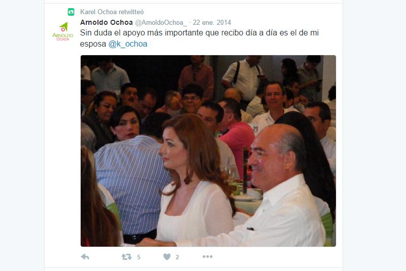 arnoldo ochoa karel twitter