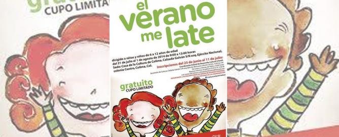 Cursos De Verano Gratuitos Para Ninos Artes Plasticas Teatro Musica Y Arte Popular Perriodismo