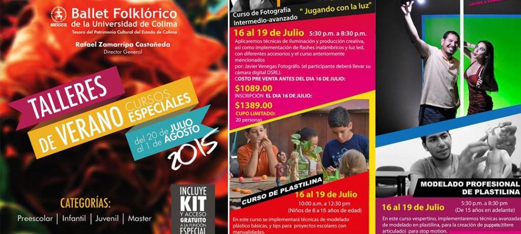 Los Cursos De Verano 2015 En Colima Perriodismo